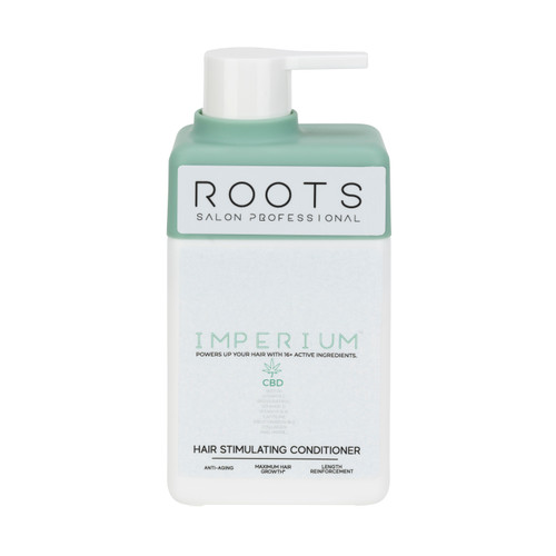 Roots Salon Professional Imperium Hair Stimulating Conditioner with CBD