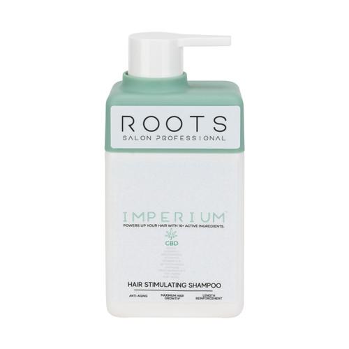 Roots Salon Professional Imperium Hair Stimulating Shampoo with CBD