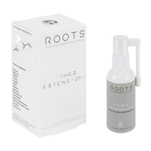 Roots Salon Professional Power Extensions Topical Hair Loss Treatment