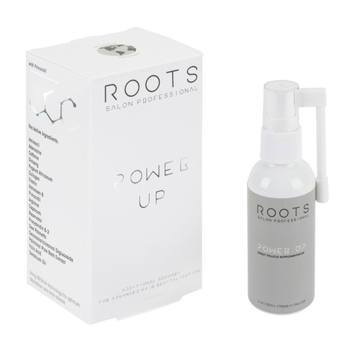Roots Salon Professional Power Up Topical Hair Loss Treatment