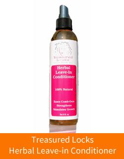Treasured Locks Herbal Leave-in Conditioner