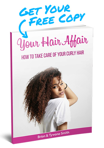 Your Hair Affair: How to Care for your Curly Hair book
