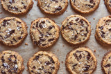 Salted Chocolate Chunk Shortbread Cookies /Just in time for Xmas!!!