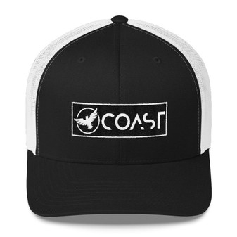 Find Your Coast Mid-Profile Trucker Hat (v. 3f973d99#1)