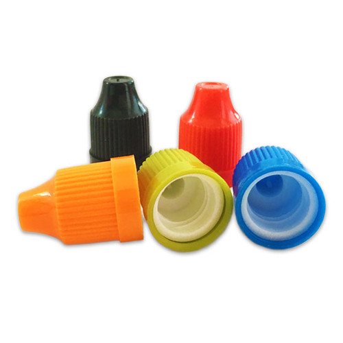 120mL Dropper Bottles - Long Thin Tip - CRC Cap - Squeezable LDPE Plastic