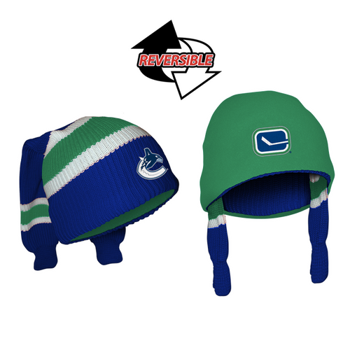 Vancouver Canucks NHL Reversible Sockey