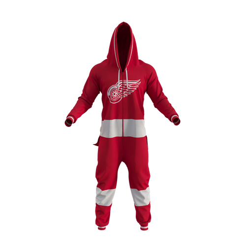 Detroit Red Wings NHL Onesie