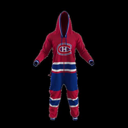 Montreal Canadiens NHL Onesie