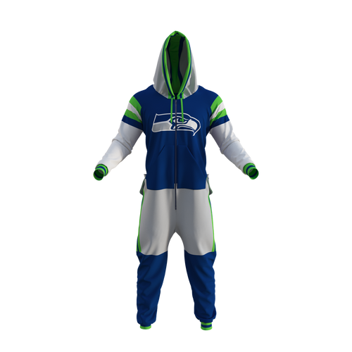 Seattle Seahawks NFL Onesie