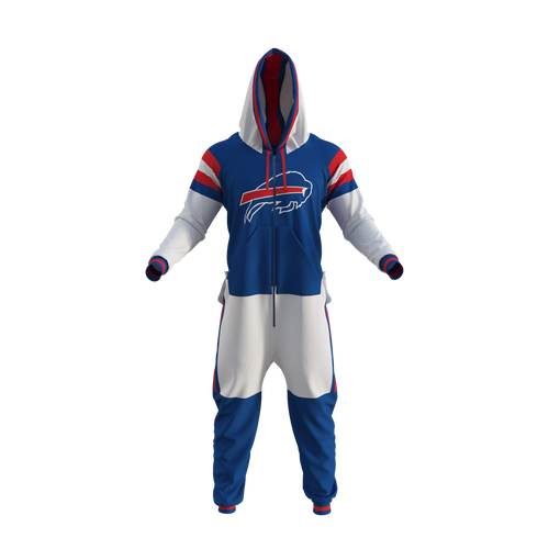 Buffalo Bills NFL Onesie