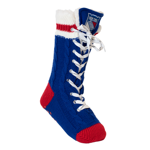 New York Rangers NHL Slipper Skates