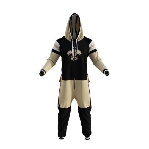 New Orleans Saints NFL Onesie