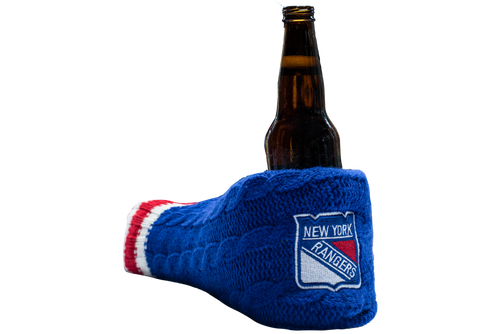 New York Rangers NHL Koozie