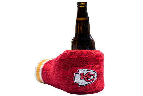 Kansas City Chiefs NFL Tailgate Koozie