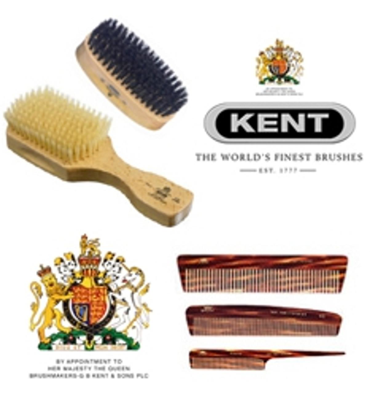 Kent Combs & Hair Brushes
