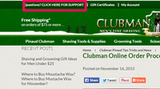 ​Contact Clubman Online to Change Submitted Orders