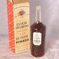 Pinaud Elixir Shampoo a la Quinine Used by James Bond