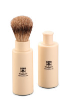 Clubman Online Turnback Travel Super Badger Shave Brush