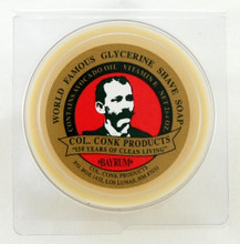 Colonel Conk - Bay Rum Shave Soap. 2.25 oz