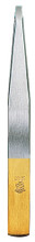 Dovo - Professional Tweezers, Stainless, Square (482386)