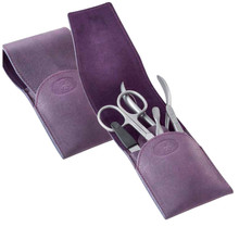 Dovo - 5 pc. Women's Manicure Set,  Lavender (7010121)