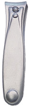 Dovo - Pocket Nail Clipper, Small, Stainless (502006)