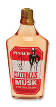 Clubman Musk After Shave Cologne, 6 oz