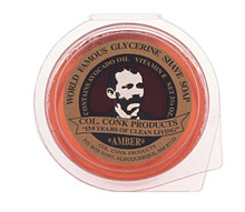 Colonel Conk Glycerine Shave Soap - Super Bar