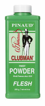 Pinaud Clubman Powder - Flesh Tone, 9 oz