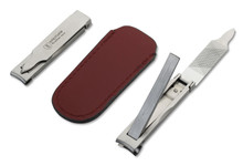 The Normandy Pocket Finger Nail Clipper