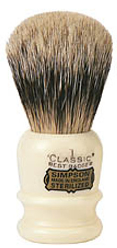 Simpsons Shaving Brush -The Case, Best