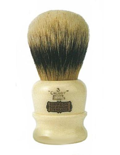 Simpsons Chubby 2 Super Badger Shaving Brush