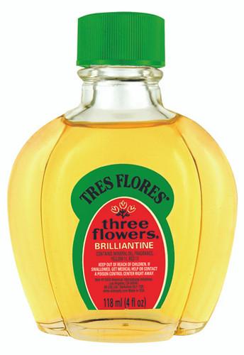 Tres Flores - Brilliantine - Liquid Hair Product