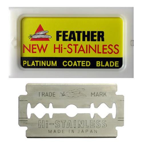 Feather DE Razor Blades - 10 pk