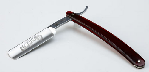 Dovo - Straight Razor - 6/8 RED