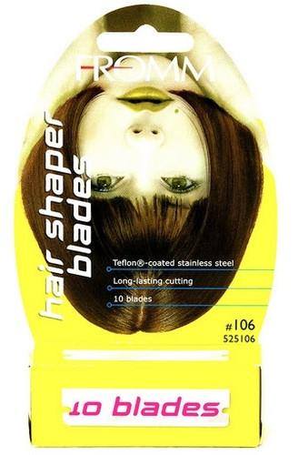 Fromm - Hair Shaper Blades, 10 pk