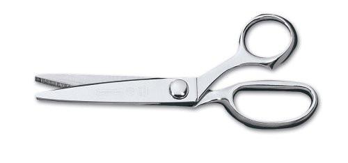 Mundial - Pinking Shears 7.5 inch Chrome