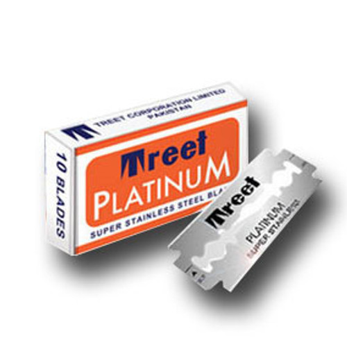 Treet Platinum Blades, 5 pk