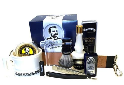 Dovo- Col. Conk - Straight Razor Gift Set #2315