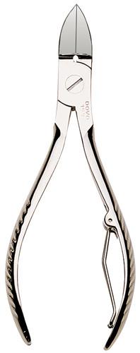 Dovo - Toe Nail Nipper, Heavy Duty, Flip Spring, 5 1/4 inch (1570541)