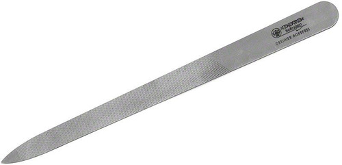 Dovo - Nail File, 6 inch, Stainless Steel (405606)