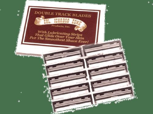 Col. Conk Premium Twin Blades, 10 pack