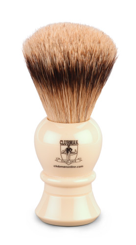 Clubman Online Super Badger Shave Brush 110mm