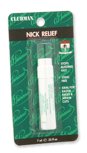 Clubman Dab-On Nick Relief, 0.25 oz