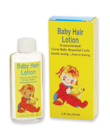 Clubman Baby Hair Lotion, 2 oz