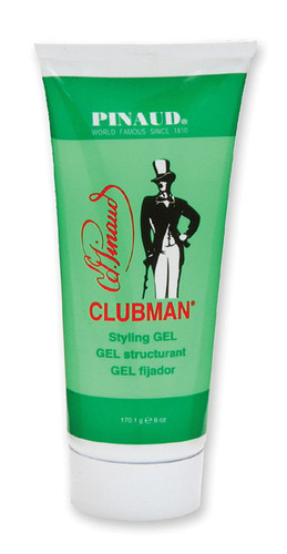 Clubman Styling Gel, Tube, 3.75 oz