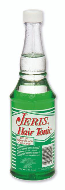 Jeris Hair Tonic with Oil - 14 oz