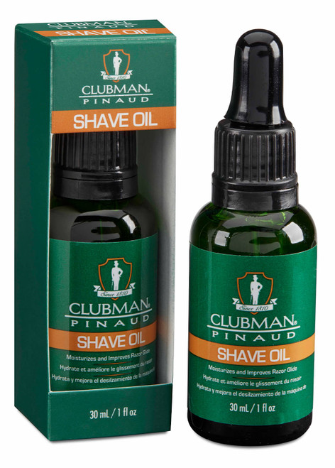 Clubman Shave Oil