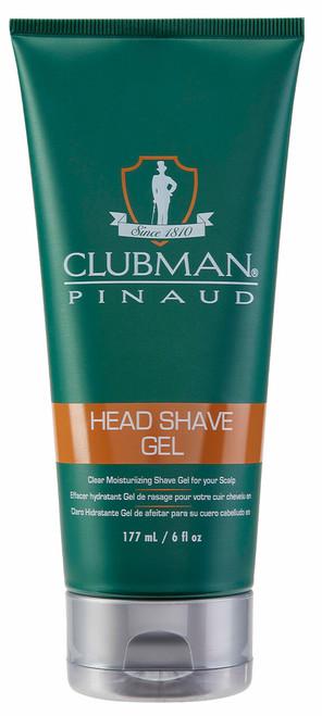 Clubman Head Shave Gel