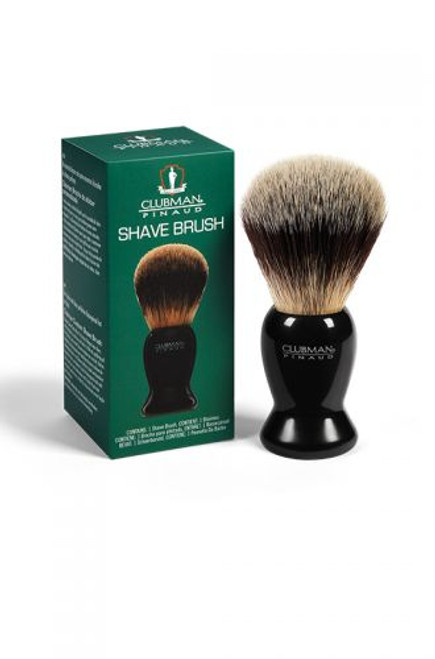 Clubman Shave Brush, Synthetic